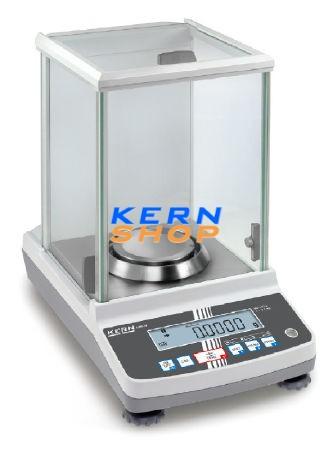 Kern Analitikai mérleg ABJ 120-4NM 120 g/ 0,1 mg