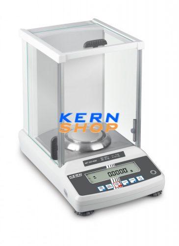 Kern hitelesíthető analitikai mérleg ABT 100-5NM 101 g/0,01 mg