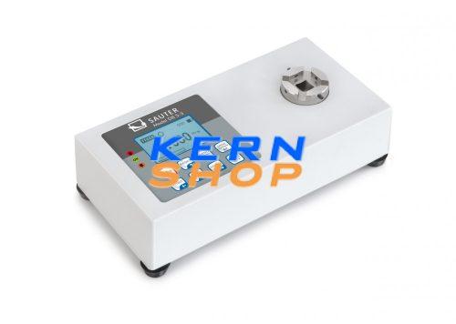 """Nyomaték-erőmérő SAUTER DB 200-2, méréstartomány; 200 Nm, (5-100%) felbontás 0,05 Nm, mérési frekvencia 1000 Hz, fidaptor nélkül, csatlakozó - 1/2"""""""