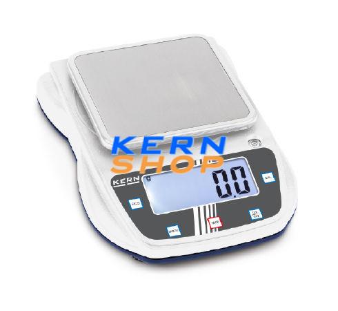 Kern Preciziós mérleg EHA 3000-1 3000 g / 0,1 g