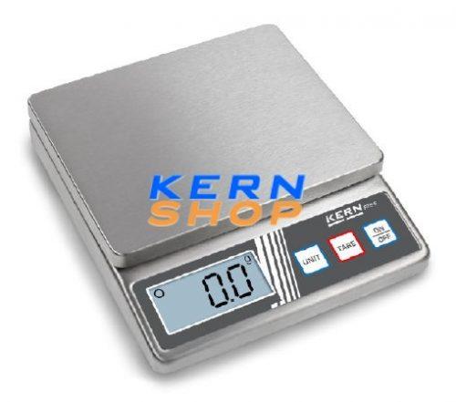 Kern Asztali mérleg FOB 5K1S 5 kg/1 g