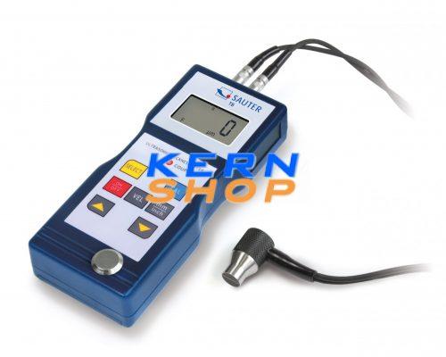Ultrahangos falvastagságmérő 1,5-200/0,1mm SAUTER TB 200-0.1US-RED.